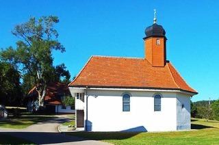 Schellenbergkapelle (Gro�herrischwand)