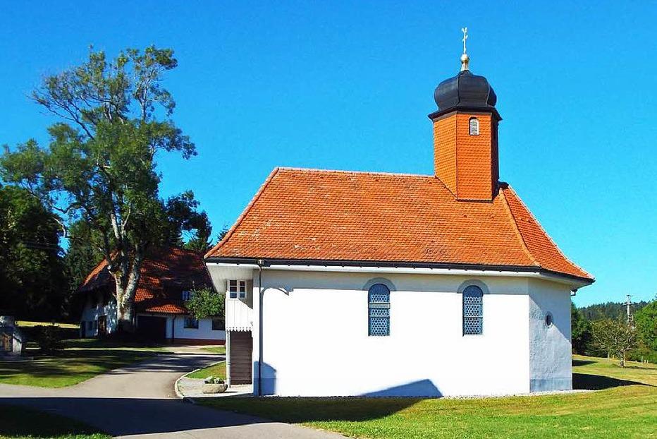 Schellenbergkapelle (Großherrischwand) - Herrischried
