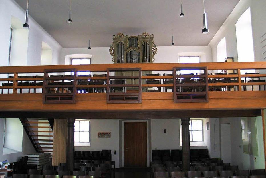 Ev. Kirche (Hertingen) - Bad Bellingen