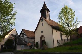 Ev. Kirche Welmlingen