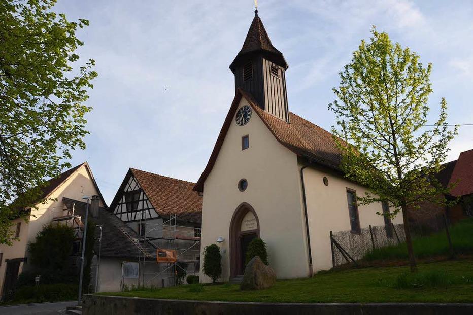 Ev. Kirche Welmlingen - Efringen-Kirchen