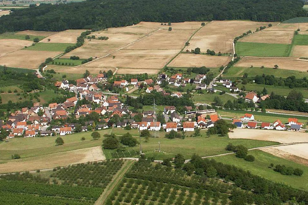 Ortsteil Welmlingen - Efringen-Kirchen