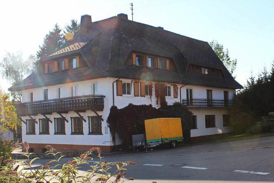 Schwarzwaldgasthof Sternen Reiselfingen (geschlossen) - L�ffingen