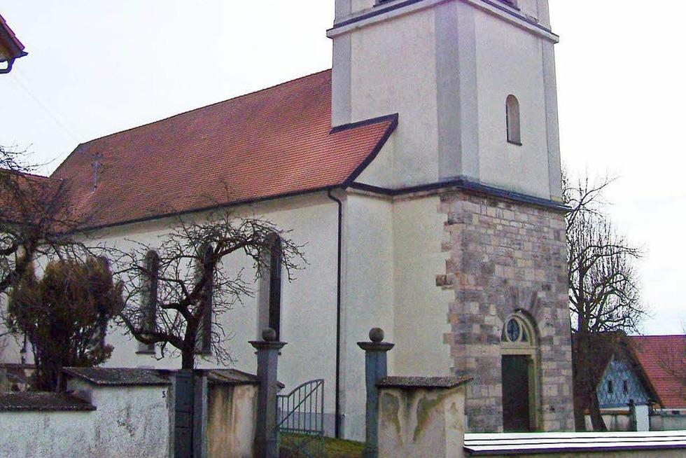 Pfarrkirche St. Fridolin (Reiselfingen) - Löffingen