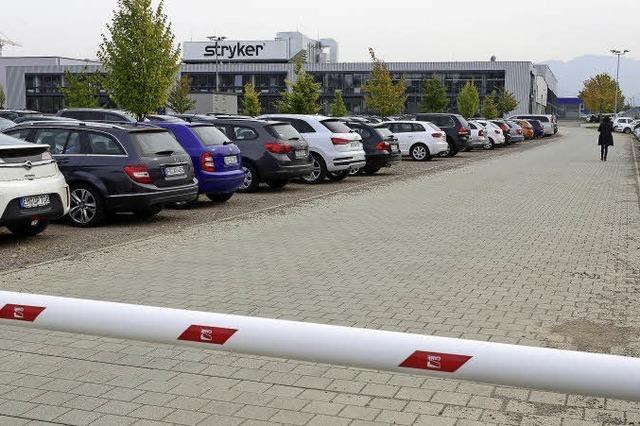 Medizintechnikunternehmen Stryker erweitert Standort