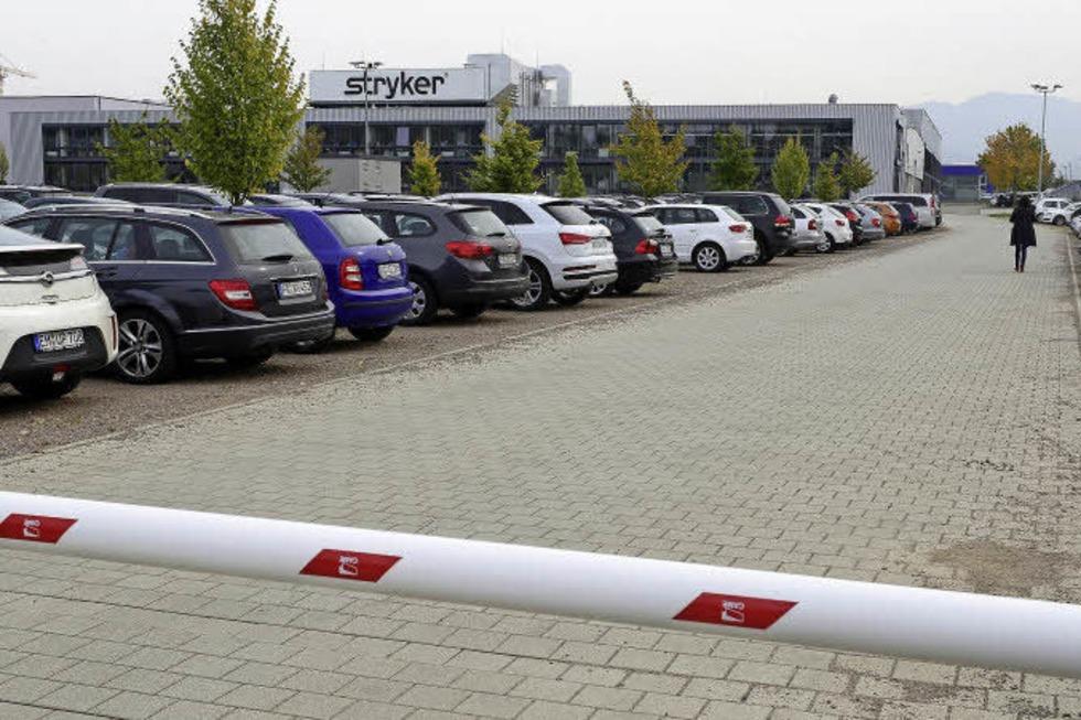 Medizintechnikunternehmen Stryker erweitert Standort - Badische Zeitung TICKET
