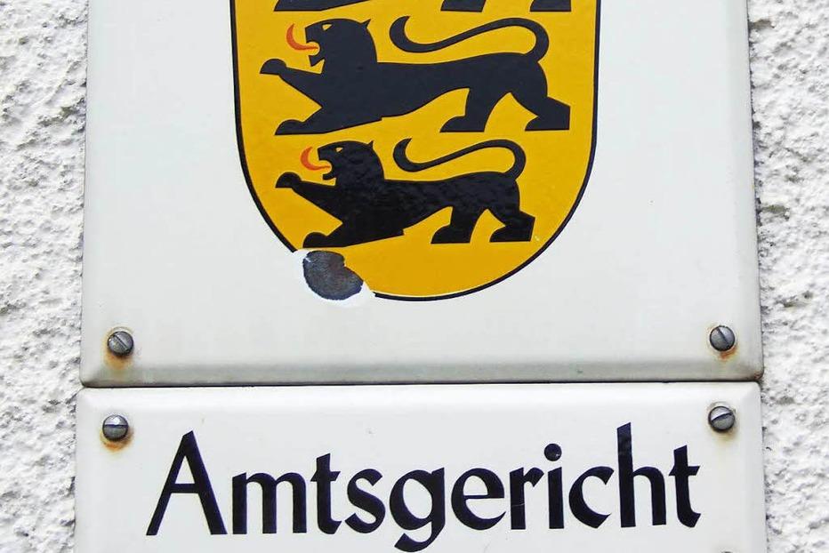 Amtsgericht - Staufen