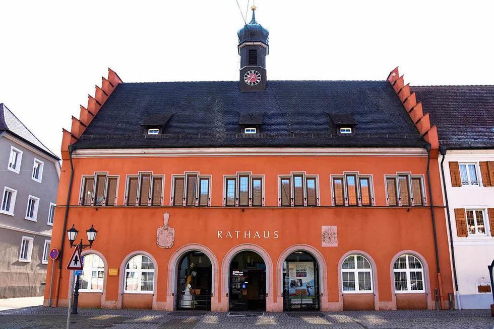 Rathaus Kenzingen - Kenzingen