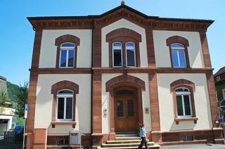 Amtsgericht Sch�nau