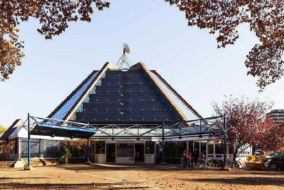 Planetarium Mannheim - Mannheim