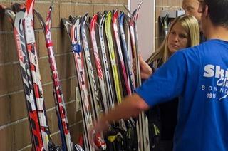 Der Skiclub St. Blasien veranstaltet einen Brettlemarkt