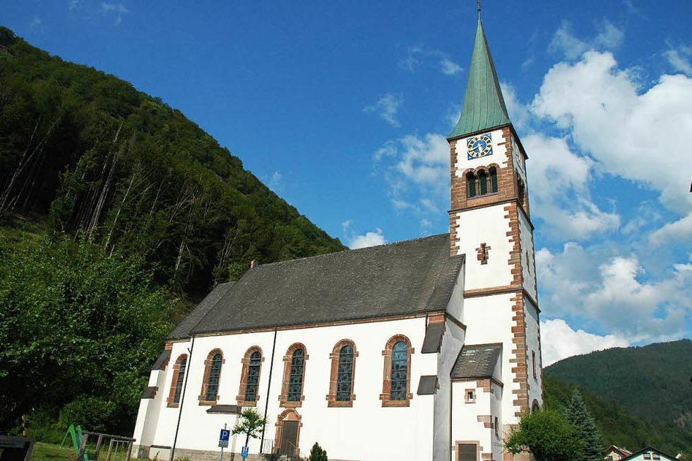 Kath. Kirche St. Wendelin (Geschwend) - Todtnau