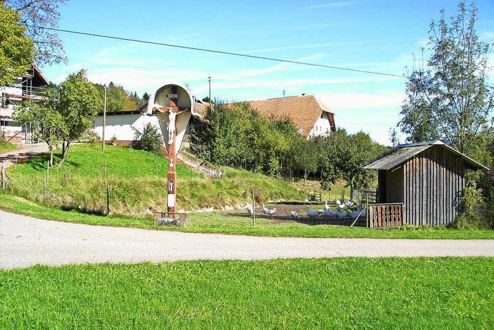 Prechterhof (Uhlsbach) - Biederbach