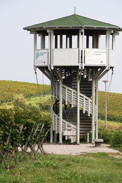 Aussichtsturm Opfingen - Freiburg