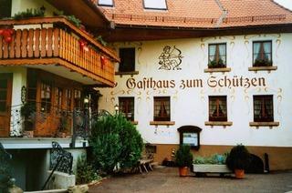 Landgasthof Sch�tzen (Weilersbach)