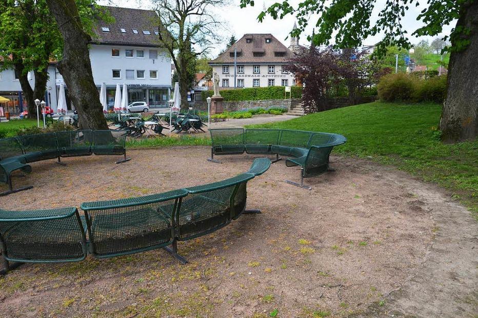 Martinsgarten - Bonndorf