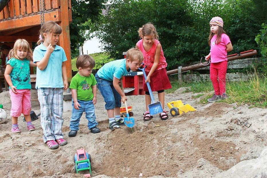 Kindergarten (Wellendingen) - Bonndorf