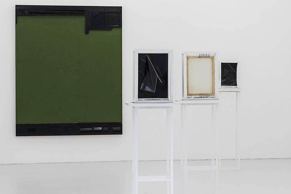 Galerie für Gegenwartskunst (E-Werk) - Freiburg