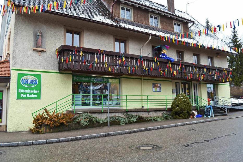 Dorfladen Rötenbach - Friedenweiler