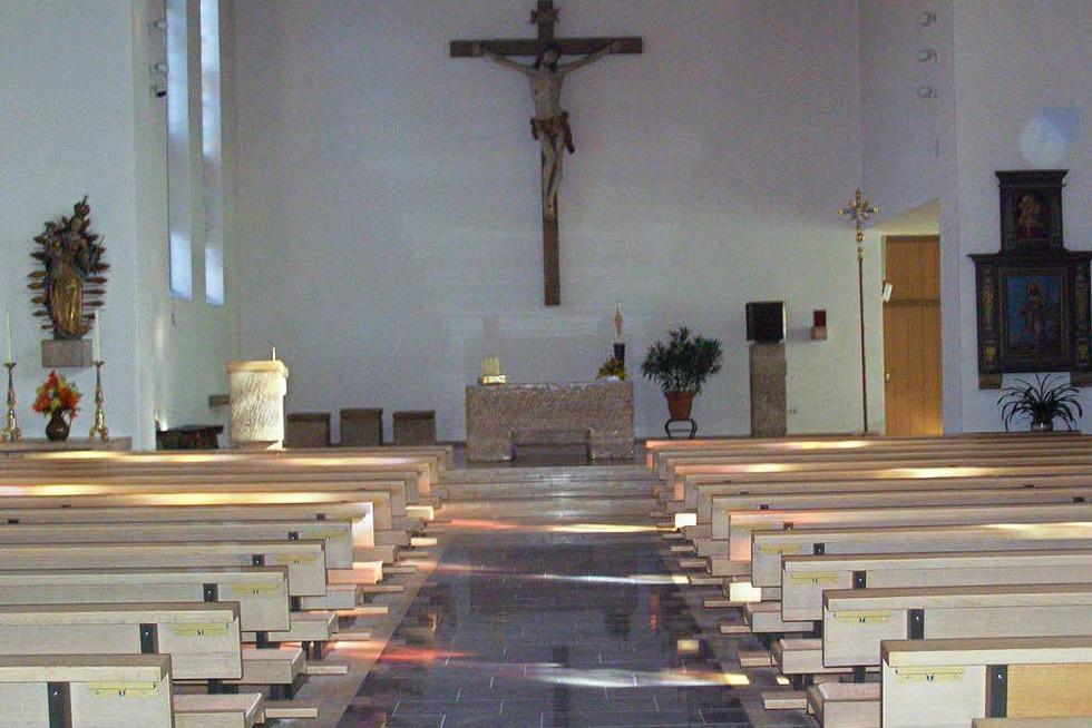 Pfarrkirche St. Leodegar (Rötenbach) - Friedenweiler