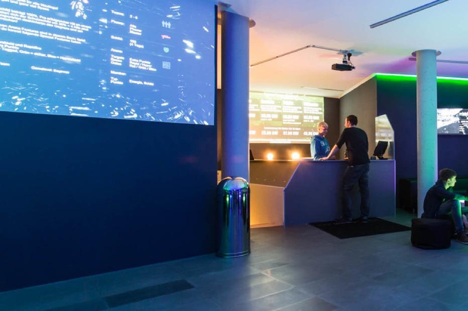 Lasertag Basel - Basel