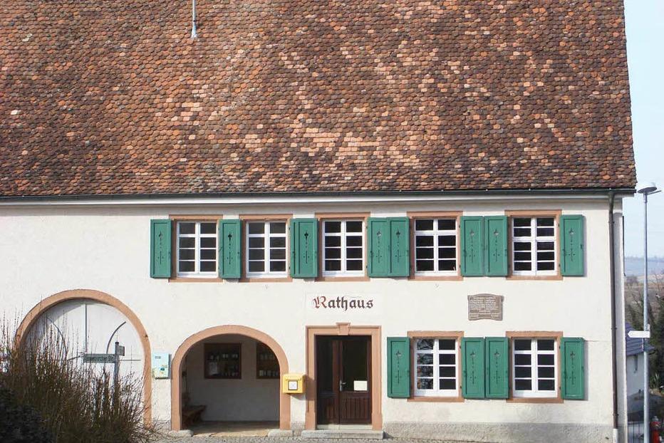 Rathaus Tannenkirch - Kandern