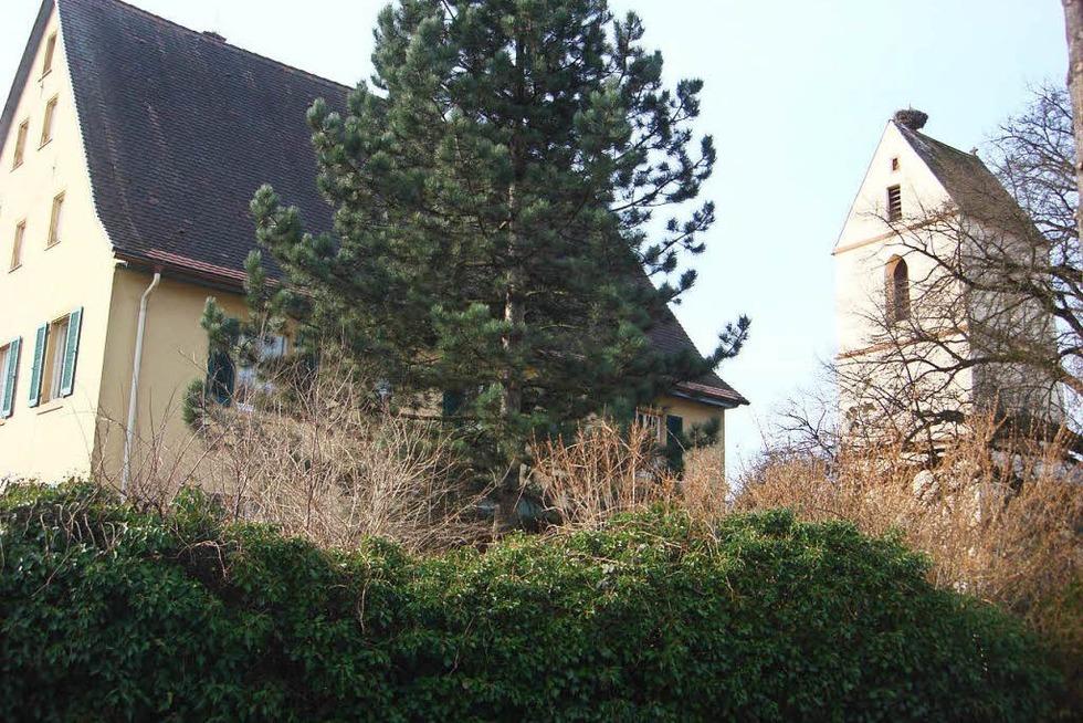 Ev. Kirche Tannenkirch - Kandern