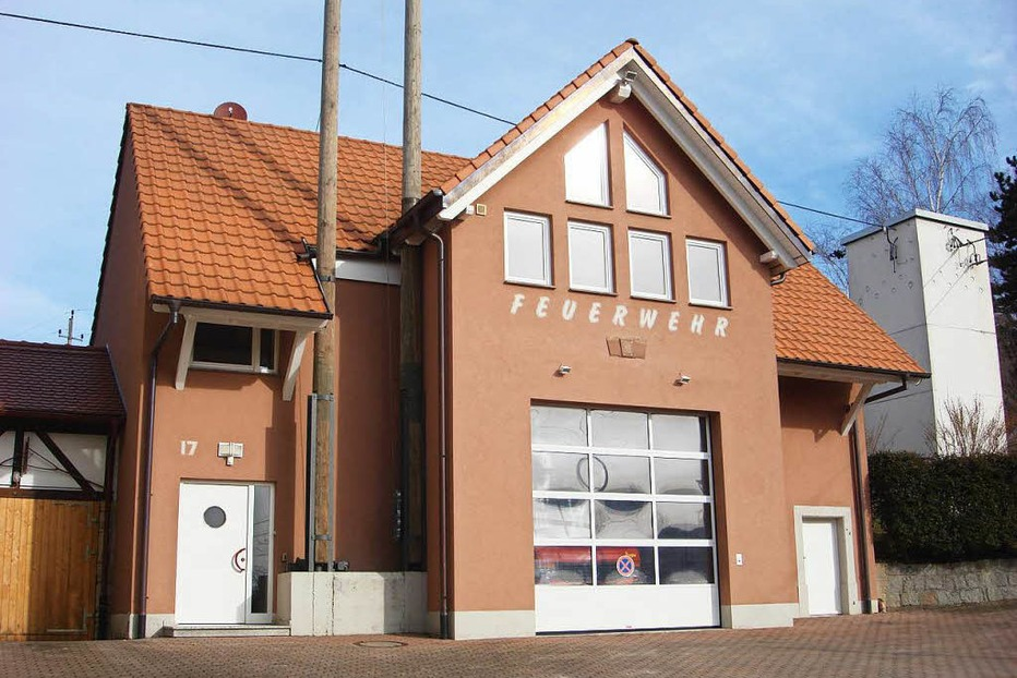Feuerwehrhaus Tannenkirch - Kandern