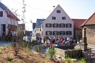 Dorfbrunnen Tannenkirch