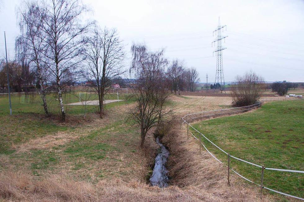 Sportplatz Tannenkirch - Kandern