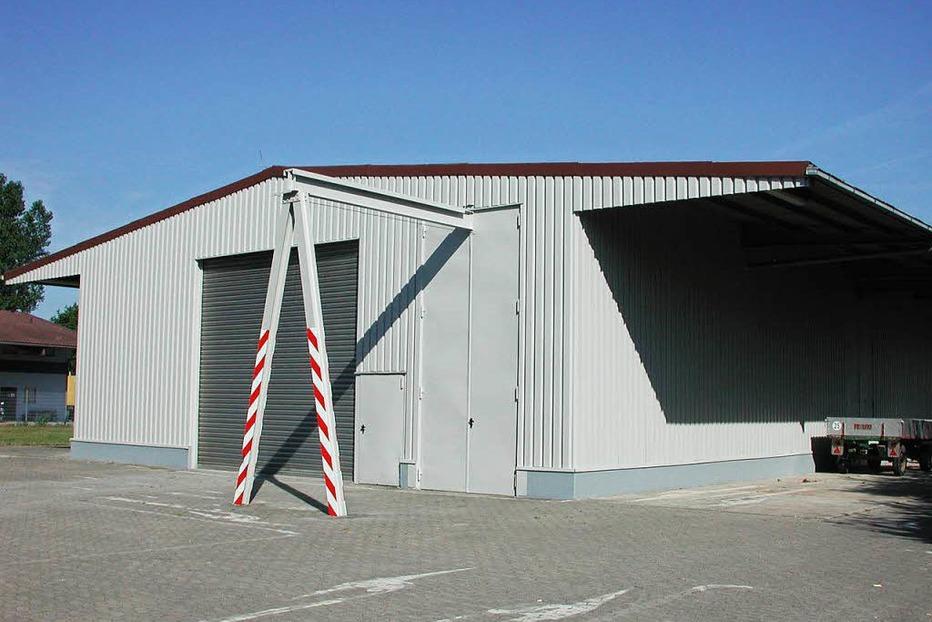 Winzerhalle - Merdingen