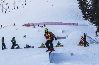Skigebiet Mehliskopf