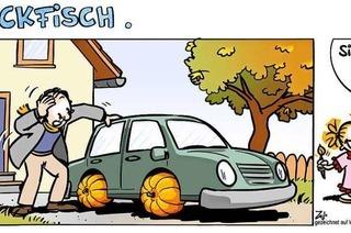 Lucy Backfisch: Kürbisräder