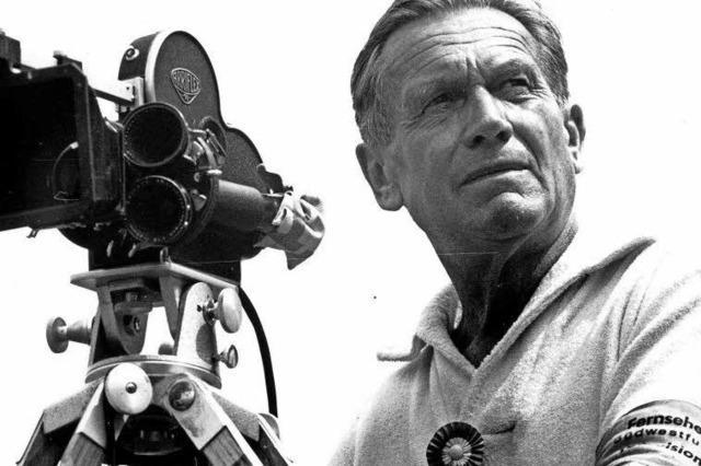 Sepp Allgeier war Teil der NS-Filmpropaganda-Maschinerie