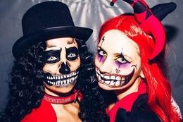 Fotos: Jungwinzer feiern Halloween in Pfaffenweiler