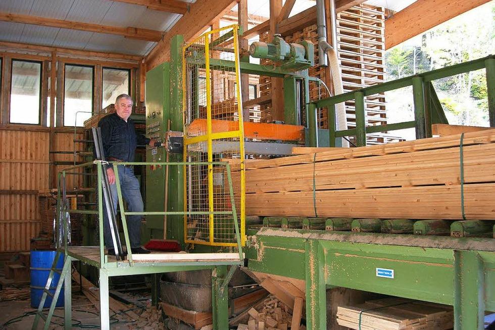Kistenfabrik Vits & Wagner (Oberprechtal) - Elzach