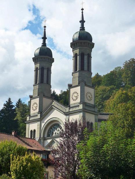 Kath. Pfarrkirche St. Johannes - Todtnau