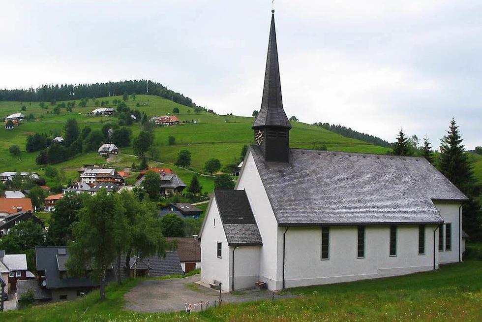 Kirche St. Cornelius (Muggenbrunn) - Todtnau