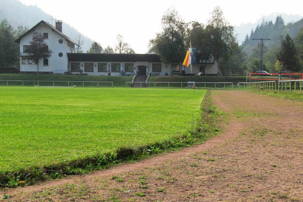Helmut-Hofmann-Stadion - St. Blasien