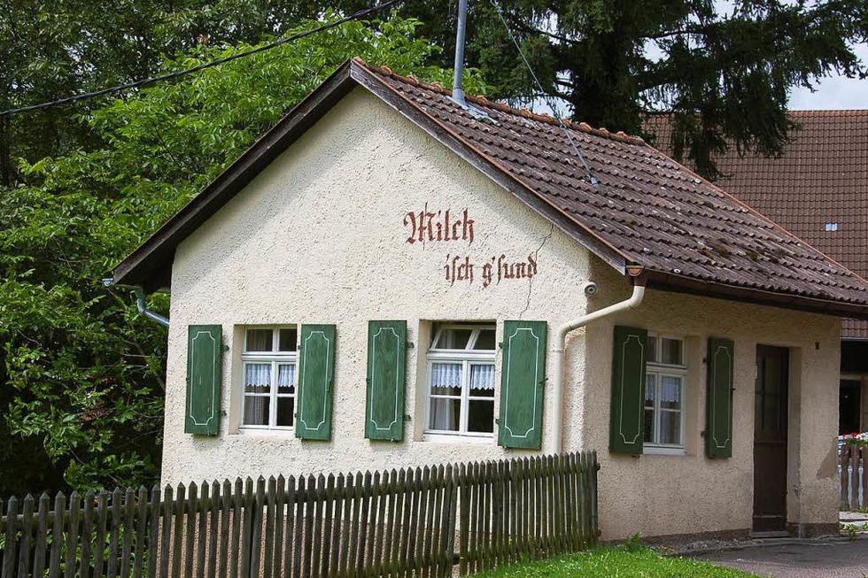 Milchhüsli Hohenegg (Raich) - Kleines Wiesental