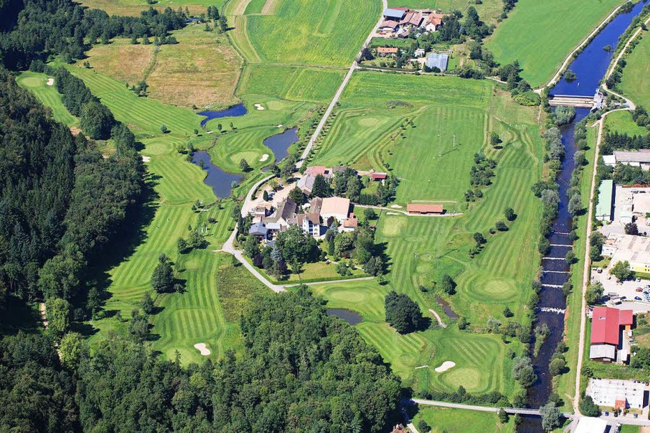 Golfanlage Fahrnau - Schopfheim