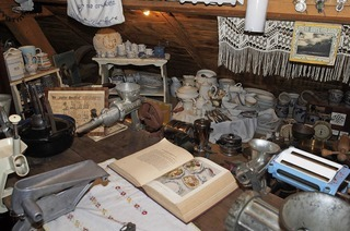 Das Müllmuseum in Wallbach feiert 25. Geburtstag