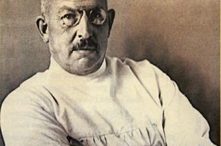 Der Chirurg Erich Lexer war ein Arzt im Dienste des NS-Regimes