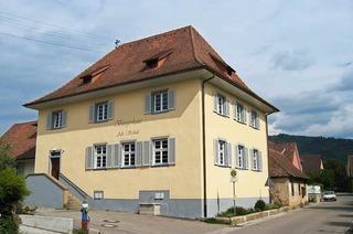 Bürgerhaus Grunern (Alte Schule)