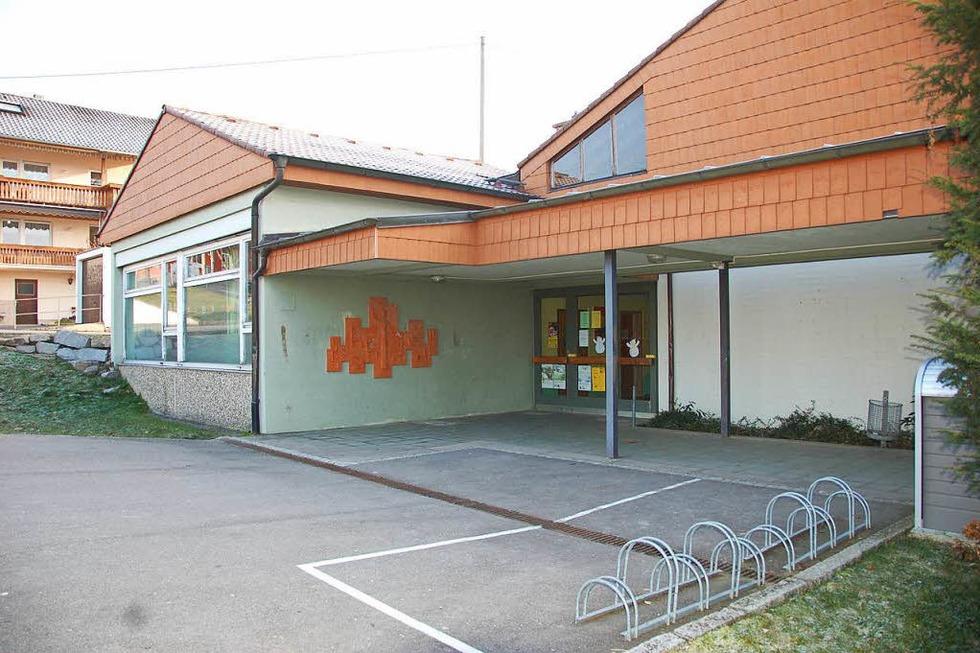 Schulhof Grundschule - Fischingen