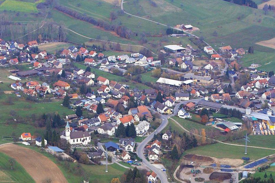Ortsteil Minseln - Rheinfelden