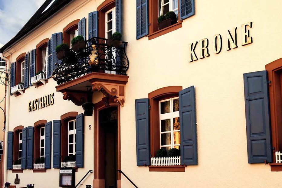 Gasthaus Krone Kirchhofen - Ehrenkirchen