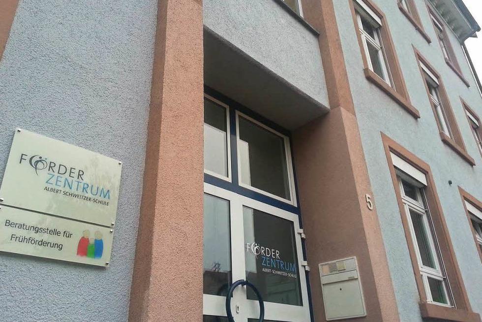 Albert-Schweitzer-Förderschule - Endingen