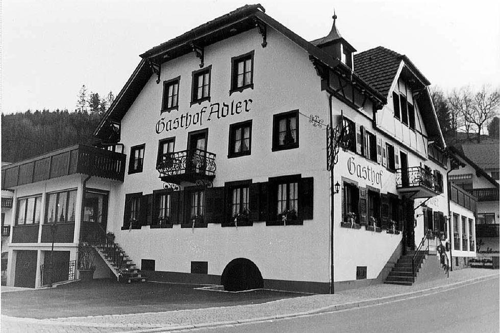 Hotel Schäcks Adler (Oberprechtal) - Elzach