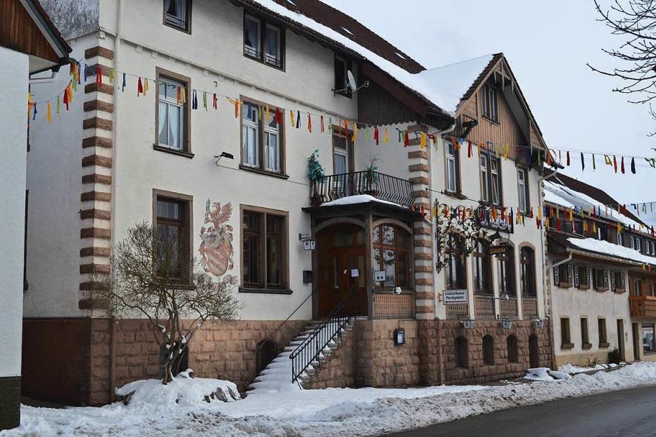 Gasthaus Rössle (Rötenbach) - Friedenweiler